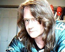picture of Mark Rogers, the author of The BURNOUTS Chronicles