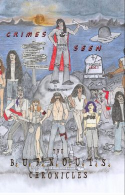 Front Cover for Crimes Seen (book 2)